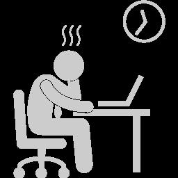 仕事の集中力